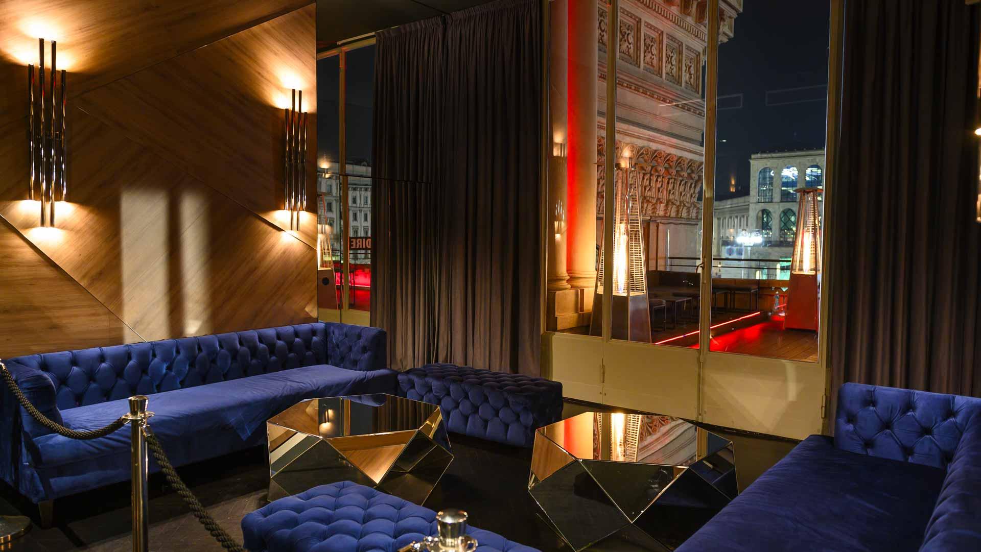 Bar Lounge Terrazza Duomo 21